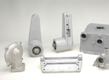 Aluminum parts and Assemblies