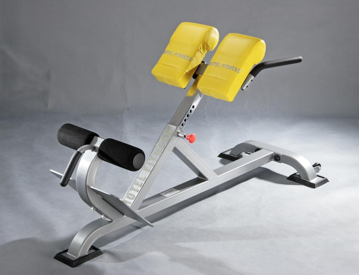 Fabricated Fitness Equipment