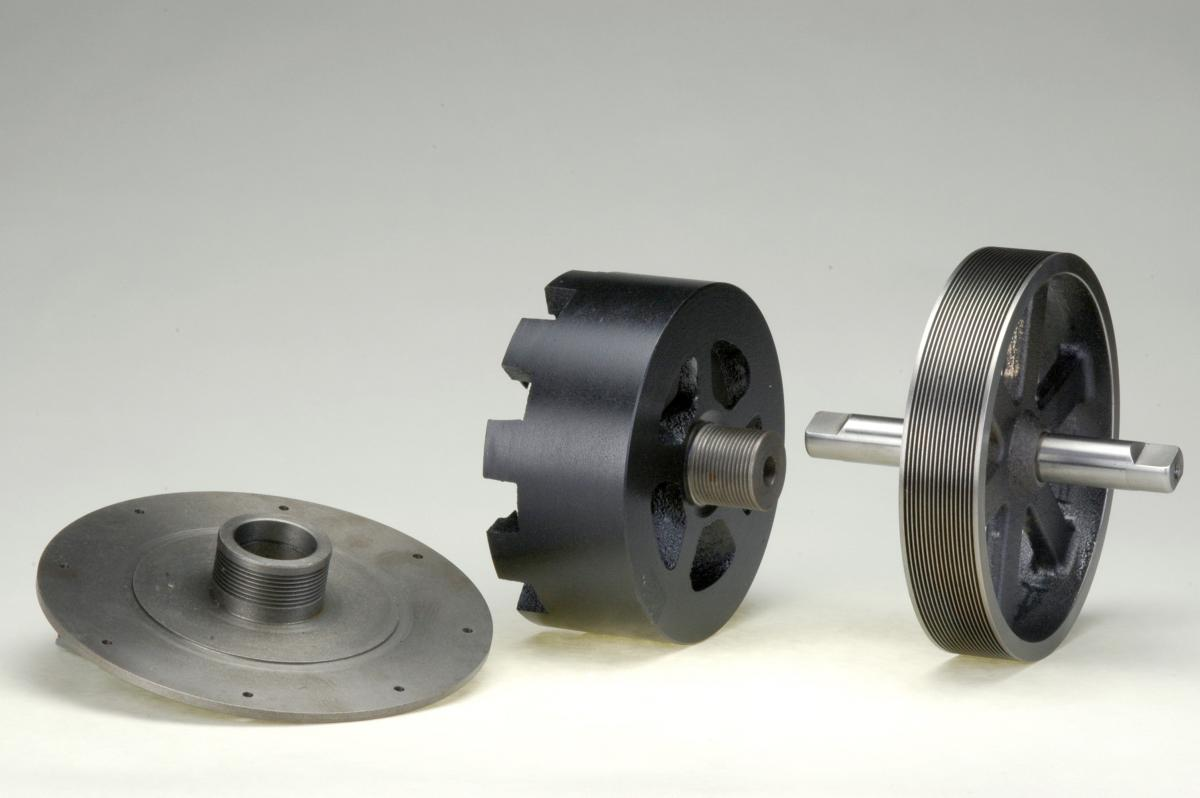 Cast and Machined Flywheels